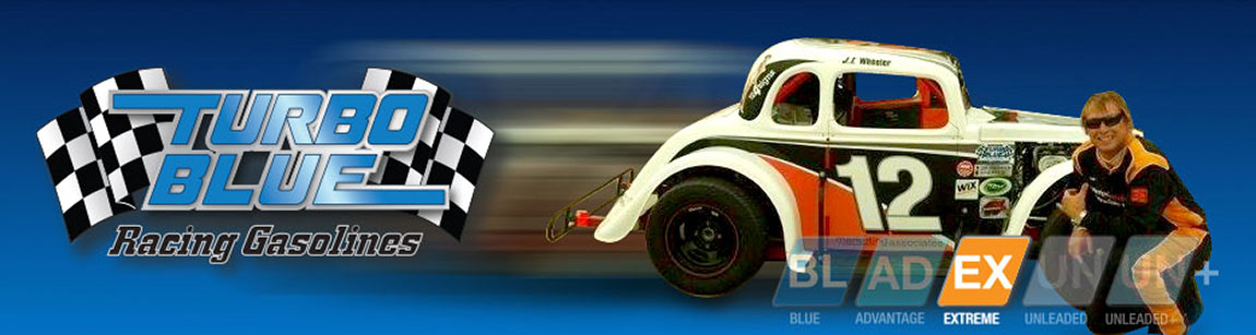 Turbo Blue Racing Gas Slide