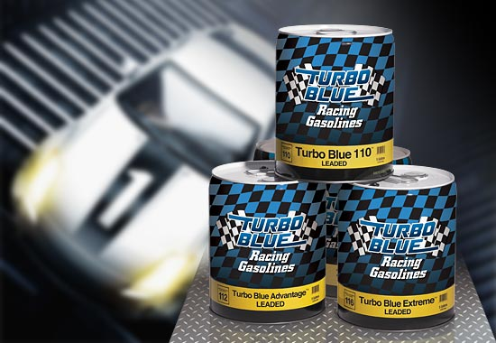 Turbo Blue Race Gas