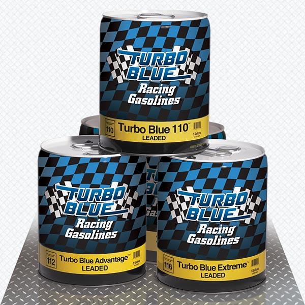 Turbo Blue Race Gas
